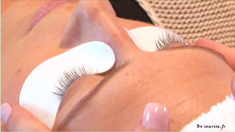 extension de cils lash perfect