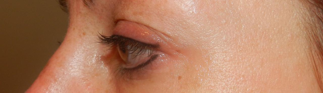 Eye liner haut + bas