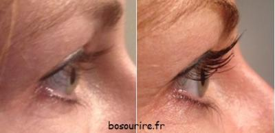 Bosourire mascara semi-permanent