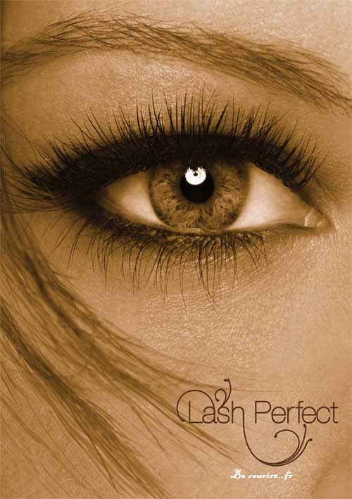 Extension de cils lash perfect orleans