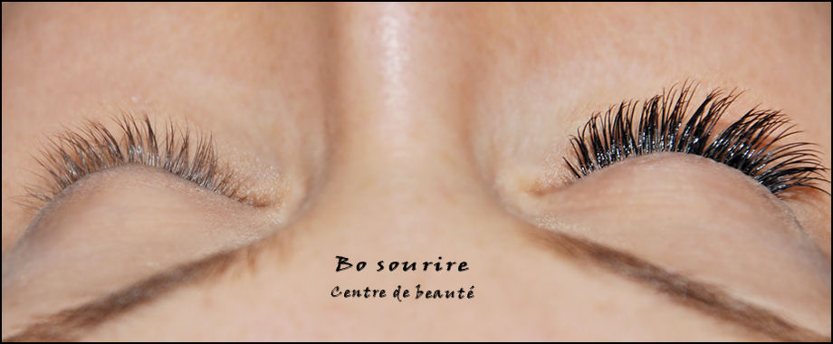 extension de cils naturel