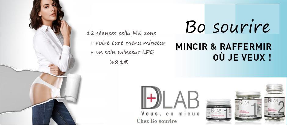 lpg Zone D-lab minceur bosourire orléans